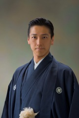 「オフィシャルコンペティションsupported by Sony」の公式審査員に決定した和泉元彌