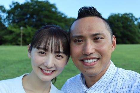サムネイル 結婚を発表した(左から)おのののか、塩浦慎理選手