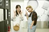 ドラマ第2話ではRude-αがカメオ出演。ドキドキのドラマデビュー (C)ABCテレビ