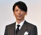 映画『スパイの妻』の記者会見に出席した高橋一生 (C)ORICON NewS inc.