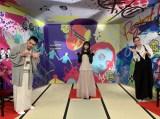 19日深夜放送のバラエティー『伯山カレンの反省だ!!』(C)テレビ朝日
