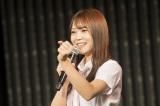 10周年コンサートに向けて気合十分の白間美瑠(C)NMB48