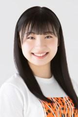 折坂心春(18)=NMB48劇場200日ぶりのゆう観客公演でお披露目された7期生(C)NMB48
