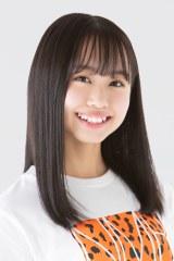 平山真衣(17)=NMB48劇場200日ぶりのゆう観客公演でお披露目された7期生(C)NMB48