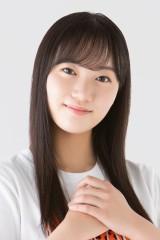 眞鍋杏樹(18)=NMB48劇場200日ぶりのゆう観客公演でお披露目された7期生(C)NMB48