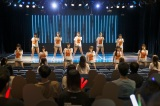 34席限定で有観客公演を再開したNMB48劇場(C)NMB48