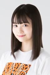 黒田楓和(くろだ・ふうわ、15)=NMB48劇場200日ぶりのゆう観客公演でお披露目された7期生(C)NMB48