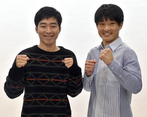 ジャルジャルの福徳秀介(右)が結婚 (C)ORICON NewS inc.