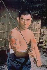 1966年公開の映画『昭和残侠伝 唐獅子牡丹』 (C)東映