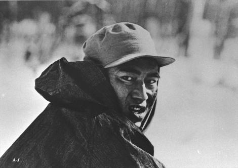1965年公開の映画『網走番外地』 (C)東映