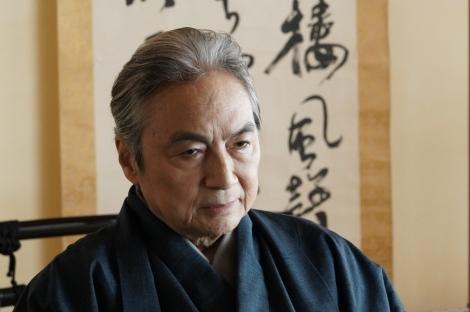 『竜の道 二つの顔の復讐者』最終回に出演する西郷輝彦(C)カンテレ