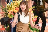 15日放送『踊る!さんま御殿!!秋の2時間スペシャル』に出演する愛原実花(C)日本テレビ