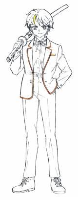 殺生丸の娘・とわ=テレビアニメ『半妖の夜叉姫』の制作が決定 (C)高橋留美子/小学館・読売テレビ・サンライズ 2020
