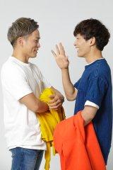 HIROMI&FUKAMI=GAPキャンペーン「心地よさから、はじめよう。Comfortable together」
