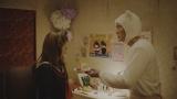 ミニドラマ『きょうの猫村さん』最終回より。思春期の尾仁子(池田エライザ)がついにネコムライスを…(C)テレビ東京