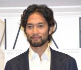 『MIRRORLIAR FILMS』プロジェクト発表記者会見に出席した阿部進之介 (C)ORICON NewS inc.
