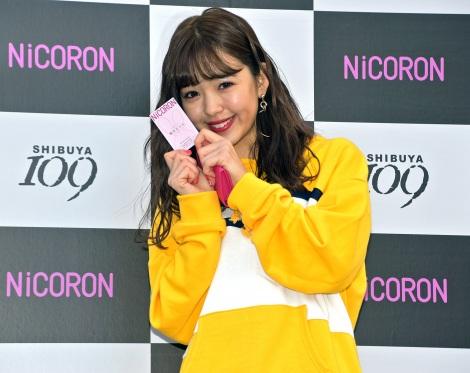サムネイル 自身初プロデュースのファッションブランド「NiCORON」1号店をオープンさせた藤田ニコル (C)ORICON NewS inc.