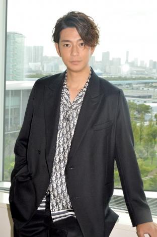 主演ドラマ『時をかけるバンド』について語った三浦翔平 (C)ORICON NewS inc.