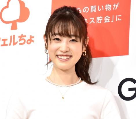 新サービス『ウェルちょ』発表会に登壇した高橋ひかる (C)ORICON NewS inc.