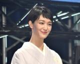 独立後初の公の場で笑顔を見せた剛力彩芽=『ショートショート フィルムフェスティバル&アジア2020』のオープニングセレモニー(C)ORICON NewS inc.