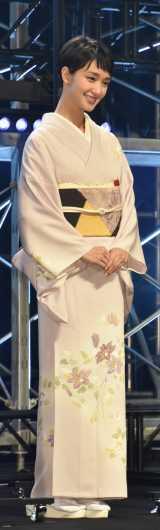『ショートショート フィルムフェスティバル&アジア2020』のオープニングセレモニーに出席した剛力彩芽 (C)ORICON NewS inc.