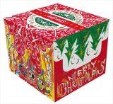 ファミリーマートのクリスマス「ファミクリをヨヤクリ!2020」香取慎吾オリジナルデザインボックス(ショートケーキ)