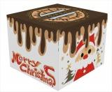 ファミリーマートのクリスマス「ファミクリをヨヤクリ!2020」香取慎吾オリジナルデザインボックス(ショコラケーキ)