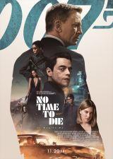 映画『007/ノー・タイム・トゥ・ダイ』(11月20日公開)日本版ポスタービジュアル (C)Danjaq, LLC and Metro-Goldwyn-Mayer Studios Inc.All Rights Reserved.