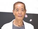 映画『みをつくし料理帖』完成披露試写会イベントに登場した角川春樹監督 (C)ORICON NewS inc.