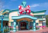 キャラクターグリーティング施設「ミニーのスタイルスタジオ」(C)Disney