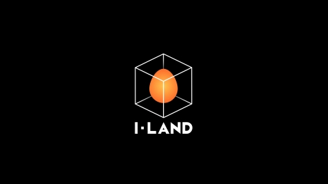 Mnet『I-LAND』ロゴ(C)CJ ENM Corporation, Ltd, all rights reserved.