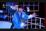 ジョンウォン 第1回ステージ評価で「Into the I-LAND」を披露=『I-LAND』Part1より(C)AbemaTV,Inc.