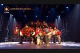 第2回ステージ評価でBTSの「FIRE」を披露=『I-LAND』Part1より(C)AbemaTV,Inc.