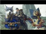 Nintendo Switchで来年3月26日に発売される『モンスターハンターライズ』