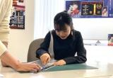 映画『小説の神様』で長編映画に初出演する莉子(C)2020「小説の神様」製作委員会
