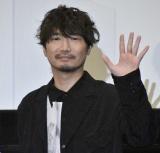 『劇場版BEM〜BECOME HUMAN〜』完成披露試写会に登壇した小西克幸 (C)ORICON NewS inc.