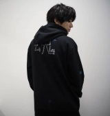 """山田裕貴のオールプロデュース""""ソウルドラゴンパーカー""""販売_「漆黒の闇纏衣」"""