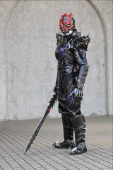 『仮面ライダーセイバー』で内山昂輝が声を務めるデザスト (C)2020 石森プロ・テレビ朝日・ADK EM・東映