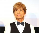 「D4DJ プロジェクト発表会」に出席した古谷徹 (C)ORICON NewS inc.