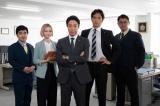 (左から)加藤諒、玉城ティナ、尾上菊之助、阿部進之介、藤本隆宏 (C)テレビ朝日
