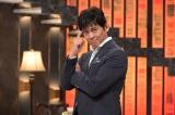 NHK・BSプレミアムで10月1日スタート、『ヒューマニエンス』MCを務める俳優の織田裕二(C)NHK