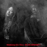 GLIM SPANKYの2年ぶり5枚目のアルバム『Walking On Fire』初回限定盤(10月7日発売)