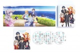 「Charlotte」Blu-ray Disc BOX商品情報(C)Visual Art's/Key/Charlotte Project