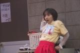 ダンス部部員を演じる山之内すず=総合『LIFE!〜人生に捧げるコント〜』10月2日放送 (C)NHK