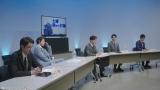 討論会=ドラマ『ハンサムセンキョ』(10月7日スタート)場面写真 (C)ハンサムセンキョ管理委員会