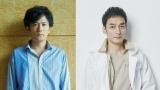 (左から)稲垣吾郎、草なぎ剛