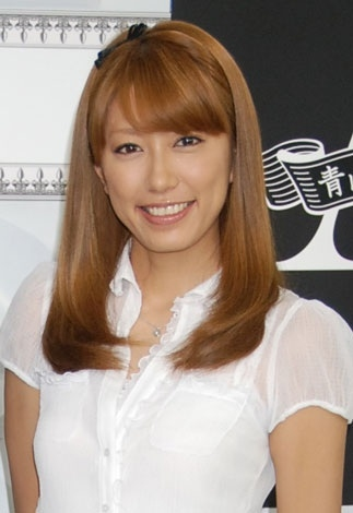 里田まい (C)ORICON NewS inc.