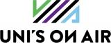 欅坂46・日向坂46を応援する【公式】音楽ゲームアプリ「UNI'S ONAIR」(ユニゾンエアー)ロゴ