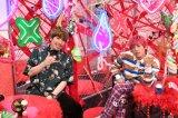 EXITがMCの『EXI怒(ド) 12人の怒れるおこ女』9月25日放送 (C)テレビ朝日