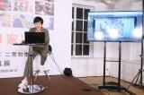 映画『浅田家!』(10月2日公開/中野量太監督)のオンライン写真展オープニングイベントに出席した二宮和也